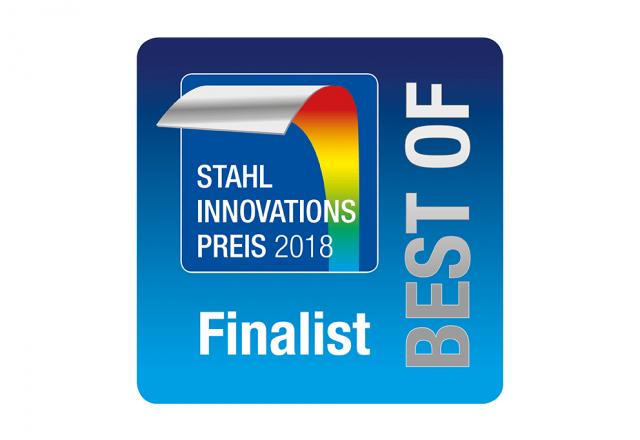"""Nagroda """"Stahl Innovationspreis"""" dla Schwank GmbH."""