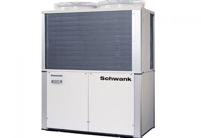 Zdjęcie produktu - gazowa pompa ciepła ECO-G GE3 firmy Schwank.
