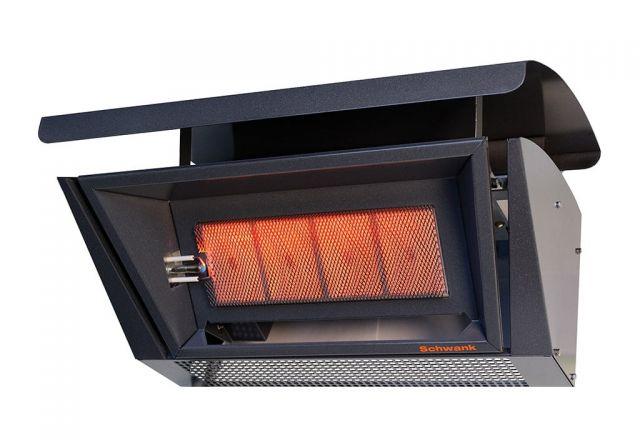 Zdjęcie produktu - grzejnik tarasowy terrasSchwank firmy Schwank.