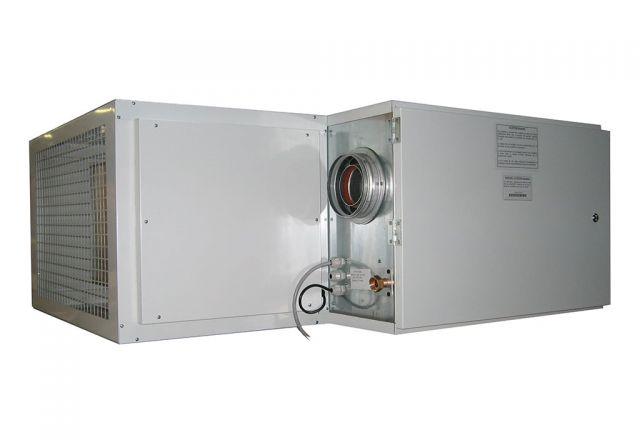 Zdjęcie produktu - nagrzewnica powietrza ARM-C firmy Schwank.